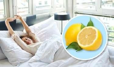 Yatanda baş ucunuza kəsilmiş limon qoyun - İLGİNC TƏSİR