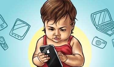 Virtual autizm: telefon və televizorun gətirdiyi bəla -  2-3 yaşında risk artır