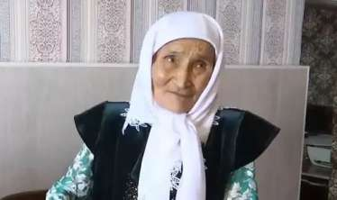 111 yaşlı qazaxıstanlı qadın  – Uzunömürlüyün sirrini açdı