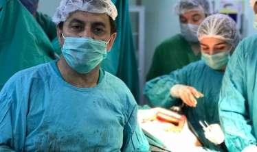 Respublika klinik xəstəxanasının məşhur cərrahı təltif olundu -  FOTOLAR