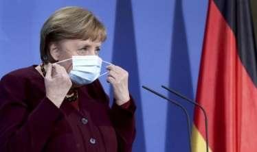 Merkel vaksinasiya müraciətini ləğv etdi -  SƏBƏB