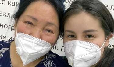 Çingiz Aytmatovun həyat yoldaşı koronavirusdan vəfat etdi