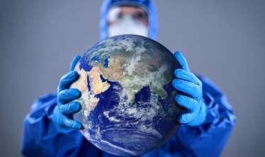 COVID-19-la bağlı dünya  STATİSTİKASI