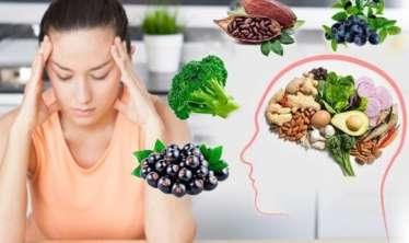 Sinir hüceyrələri və  neyronları bərpa edən vitamin və qidalar  – Nevroloji DİETA