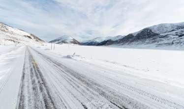 Şimşək çaxıb, qar yağıb -  Faktiki hava
