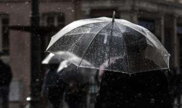 Sabahın havası:  Yağış yağacaq