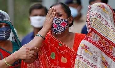 Hindistanda quş qripindən  İLK ÖLÜM