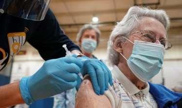 Gürcüstanda üçüncü doza vaksin  vurulacaq