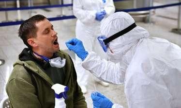 Bir gündə 46 nəfər koronavirusdan öldü