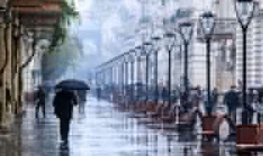 Sabah hava yağışlı olacaq