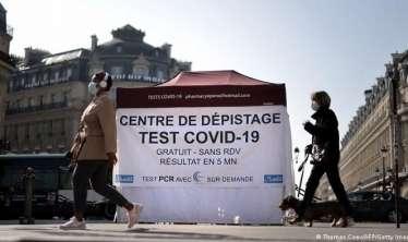 Fransada da saxta kovid pasportları aşkarlandı