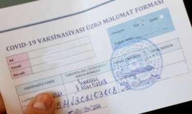 Qapalı məkanlara yalnız Covid pasportu olanlar -  BURAXILACAQ