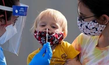 Uşaqlarda koronavirusun əlamətləri