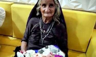 70 yaşlı qadın ilk dəfə ana oldu -  Kuryoz olay